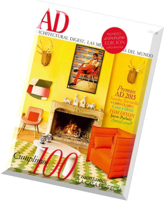 Download AD Spain Magazine – Marzo 2015 - PDF Magazine