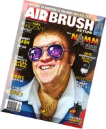 Airbrush Action - March-April 2015