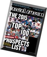 Baseball America - 27 February 2015