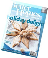 Better Homes & Gardens - December 2009