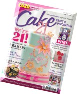 Cake Craft and Decoration Magazine - April 2015