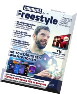connect Freestyle - Magazin 02, 2015
