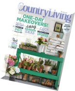 Country Living - April 2015