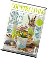 Country Living UK - April 2015