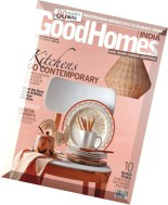 Good Homes India - March 2015