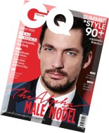 GQ Thailand - March 2015