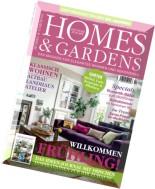 Homes & Gardens - Marz-April 2015