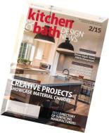Kitchen & Bath Design News - February 2015