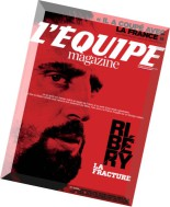 L'Equipe Magazine N 1702 - 28 Fevrier 2015