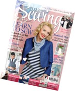 Love Sewing - Issue 11, 2015