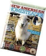 New American Homesteader - Spring 2015