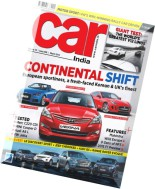 Car India - March 2015