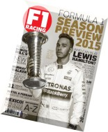 F1 Racing UK - March 2015