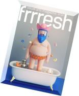 Frrresh Magazine Issue 24, 2015