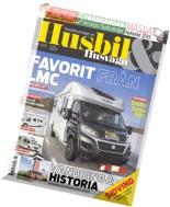 Husbil & Husvagn Nr.3, 2015