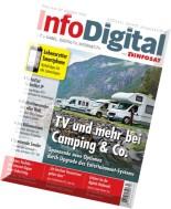 Info Digital Infosat Magazin Marz N 03, 2015