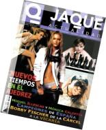 JAQUE N 582, La pasion del Ajedrez