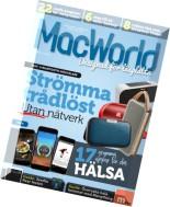 MacWorld Sweden - Mars 2015