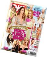 OK! Magazine Australia - 9 March 2015