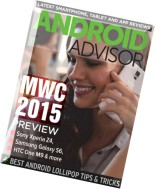 Android Advisor Issue 11, 2015
