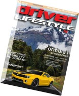 Driver Lifestyle USA - March 2015