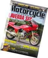 Motorcycle Classics - March-April 2015