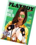 Playboy Latino Magazine - February-March 2015