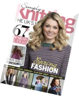 Simply Knitting - April 2015