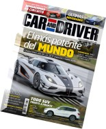 Car and Driver Spain - Marzo 2015