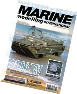 Marine Modelling - March 2015