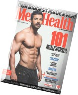 Men's Health India - March 2015