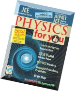 Physics For You - March 2015