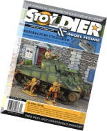 Toy Soldier & Model Figure - Issue 203, April 2015