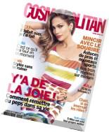 Cosmopolitan France N 497 - Avril 2015