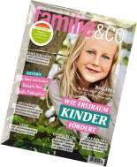 Familie & Co Die Familienzeitschrift April N 04, 2015