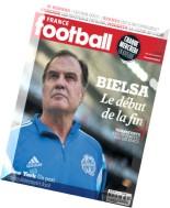 France Football N 3593 du Mercredi 4 Mars 2015