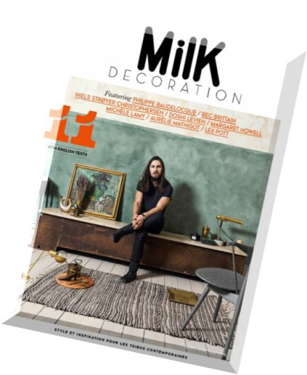download milk decoration magazine n 11 2015 pdf magazine. Black Bedroom Furniture Sets. Home Design Ideas