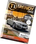 Trendy One - Marz 2015