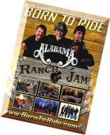 Born To Ride - March 2015