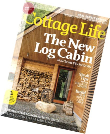 Download cottage life magazine spring 2015 pdf magazine Spring cottage magazine