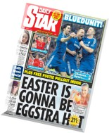 DAILY STAR - Monday, 2 March 2015