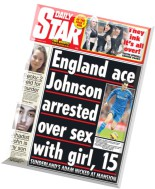 DAILY STAR - Tuesday, 03 March 2015