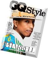 GQ Style - Fashionmagazin N 27, Fruhjahr-Sommer 2014