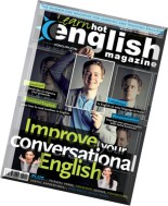 Learn Hot English - March 2015