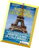National Geographic France - Mars 2015