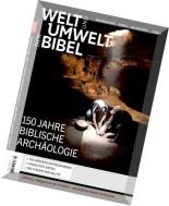 Welt und Umwelt der Bibel Nr.1, 2015