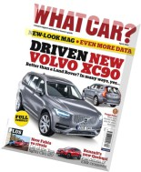What Car UK Magazine April 2015