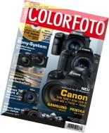 Colorfoto Magazin April N 04, 2015
