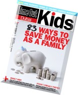 Time Out Dubai Kids - January 2015