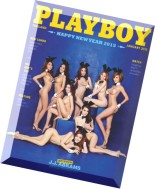 Playboy Thailand - January 2015